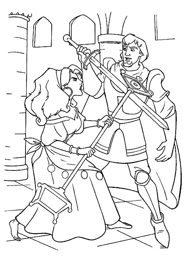 notre dame college coloring pages - photo#12