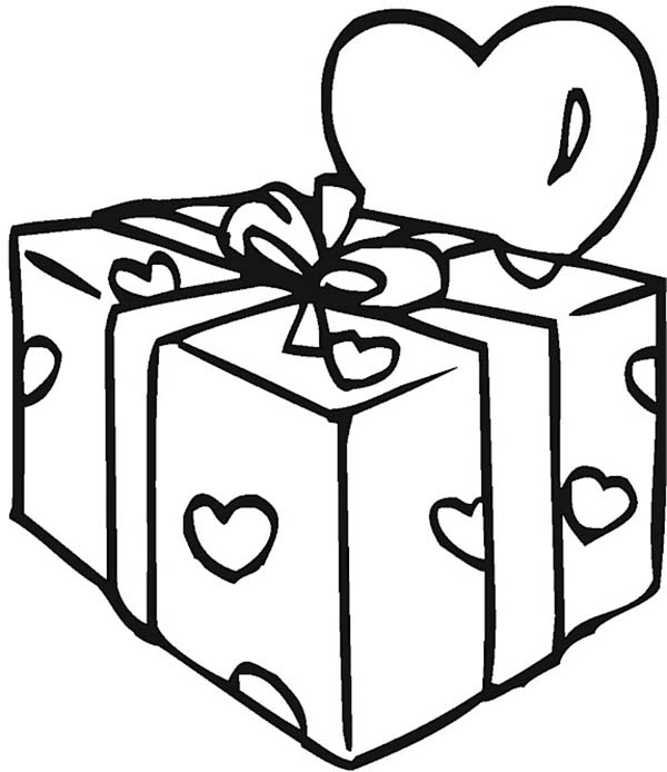 Рисунки на подарок
