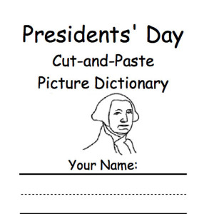 Presidents Day Fun Sheet Coloring Page