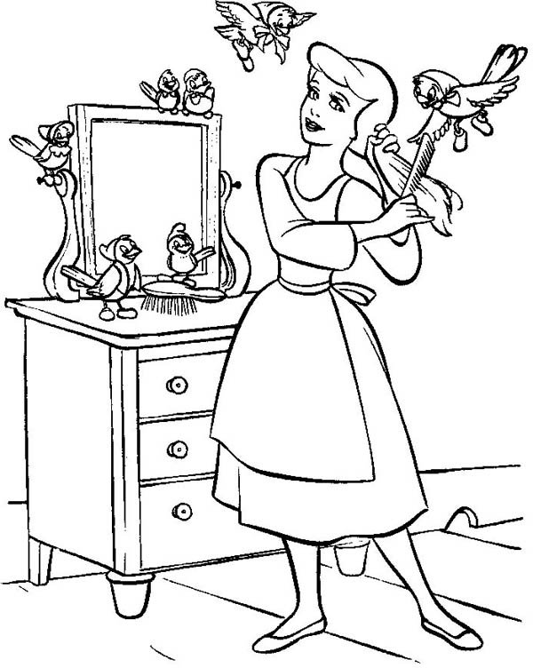 Rooms for coloring - COLORING PAGES | 752x600