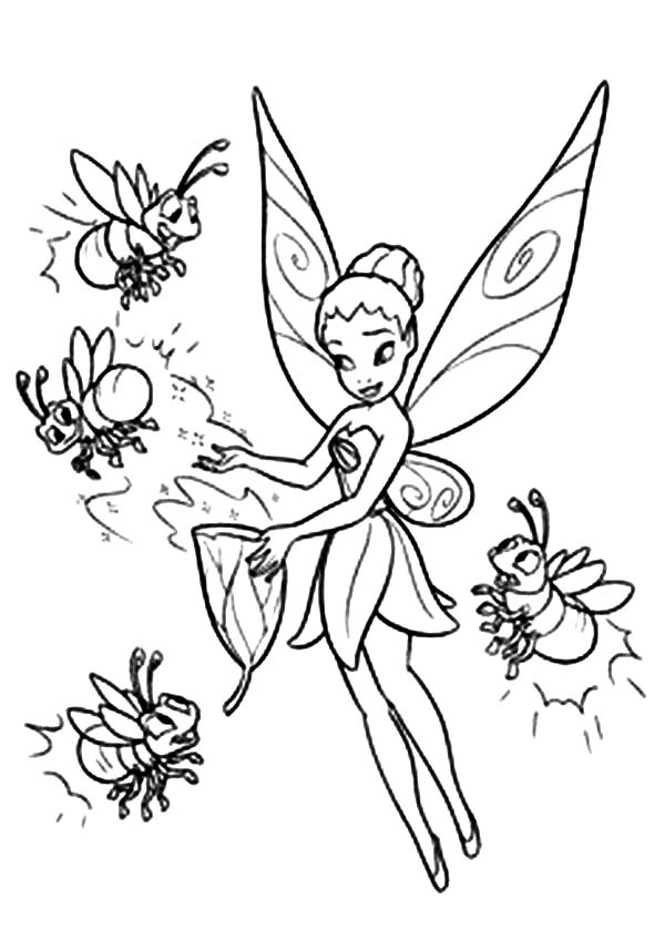 disney beautiful fairies iridessa give light to coloring page download print online coloring. Black Bedroom Furniture Sets. Home Design Ideas