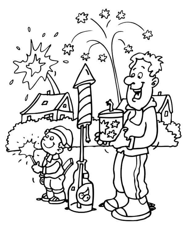 Cool Father Day Coloring Pages | Fathers Day | Free | Holiday Coloring | 801x600