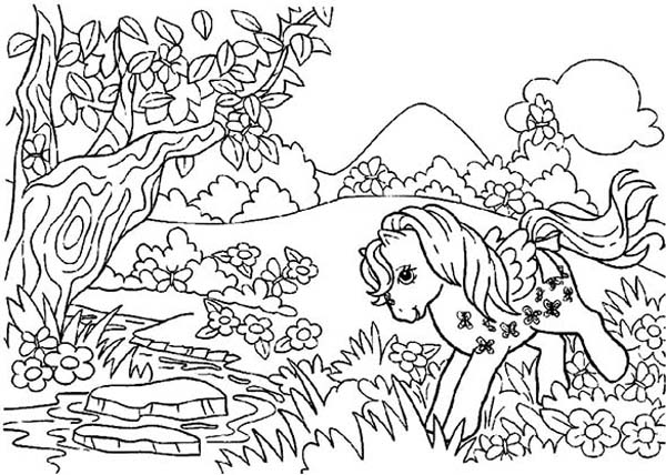 Hard Forest Animals Coloring Page - Free Coloring Pages Online | 428x600