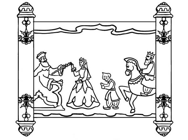 Scroll Of Purim Holiday Coloring Page Download Print Online Rhcolornimbus: Coloring Pages For Purim At Baymontmadison.com