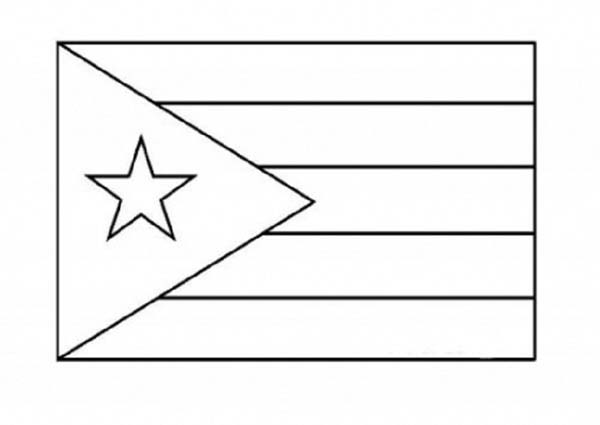 graphic regarding Printable Puerto Rican Flag known as Puerto Rican Parrot Coloring Website page Puerto Rico Worksheets