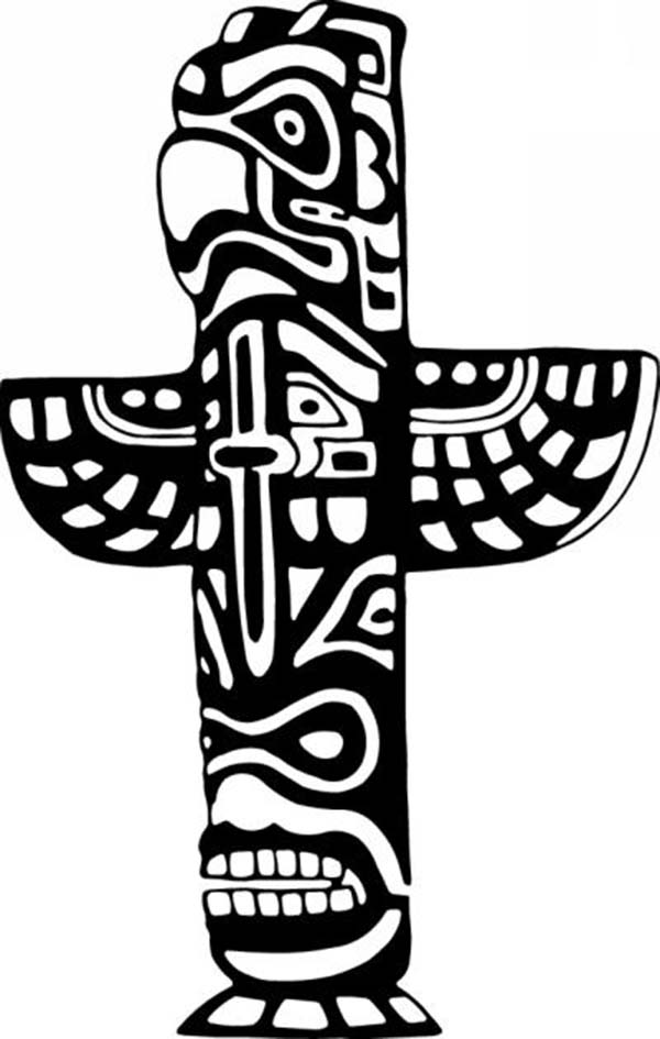 Native american symbols | Coloring pages, Native american art ... | 945x600