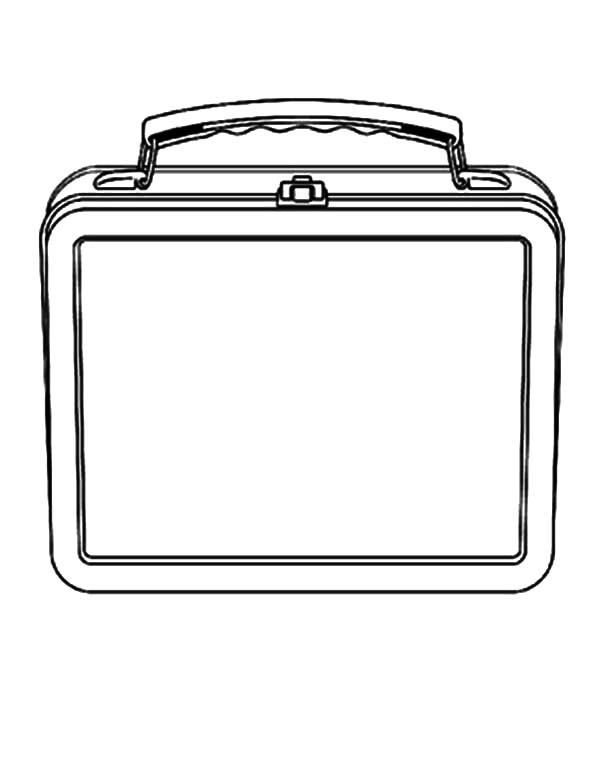 Bring Your Lunchbox Coloring Pages Download Print Online Coloring Pages For Free Color Nimbus
