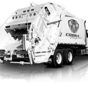 Cobra Magnum Garbage Truck Coloring Pages