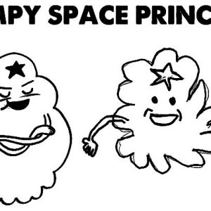 Drawing Lumpy Space Princess Coloring Pages