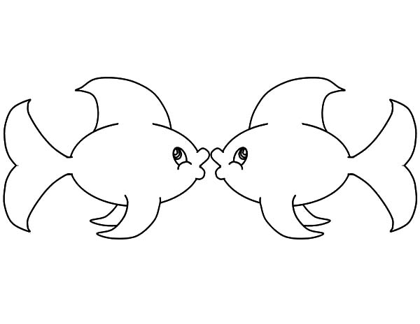 online fish coloring pages - photo#36