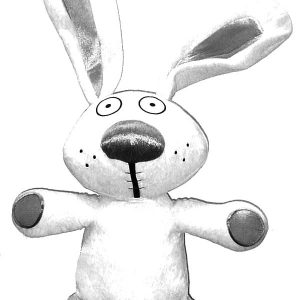 Knuffle Bunny Coloring Pages For Kids