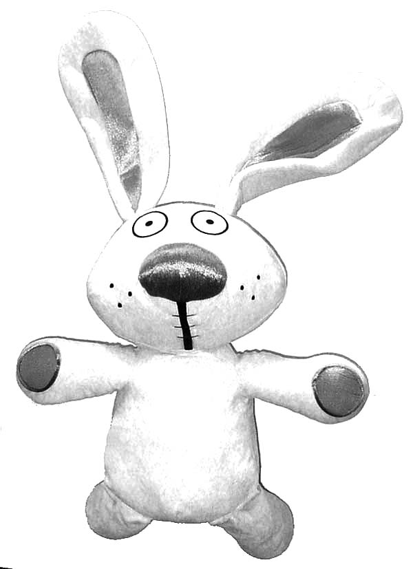 Knuffle Bunny Coloring Pages For Kids - Download & Print ...