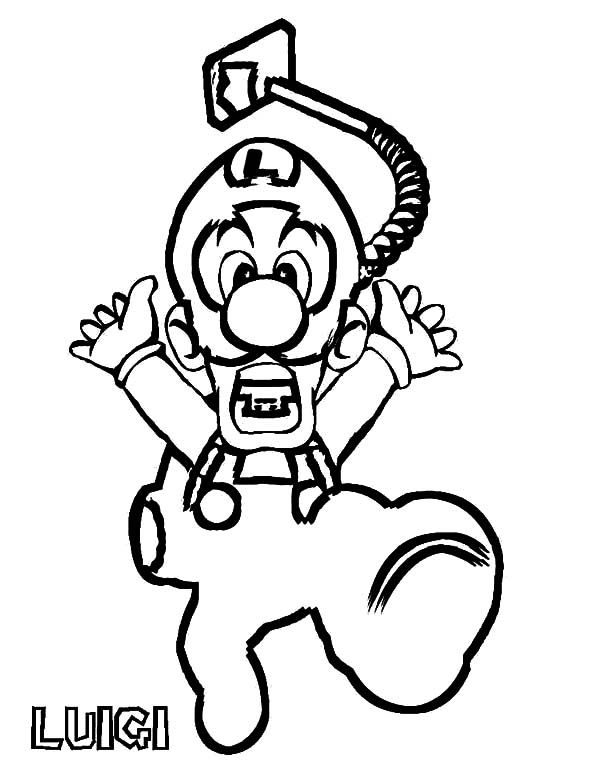 mario cloud guy coloring pages - photo#23