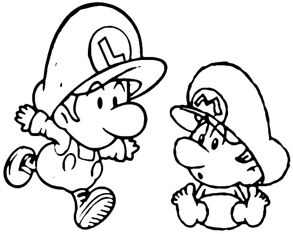 25 Best 'Princess Peach' Coloring Pages For Your Little Girl | 480x600