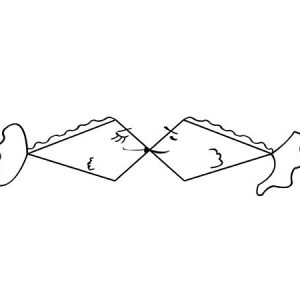 Strange Shaped Kissing Fish Coloring Pages