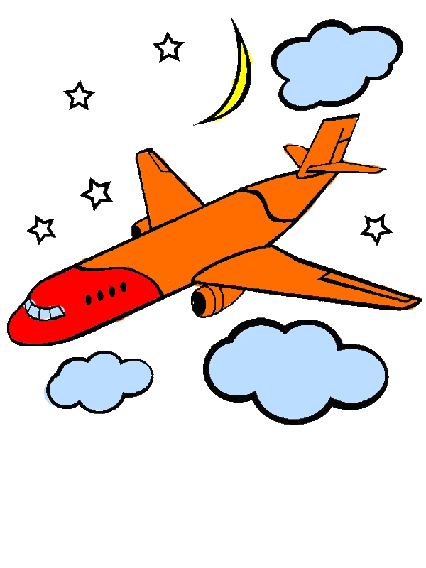 Top 35 Airplane Coloring Pages Your Toddler Will Love | 800x600